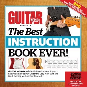 Meet Paul Riario at the Apple Store SoHo as He Shares 'Guitar World Presents the Best Instruction Book Ever!'
