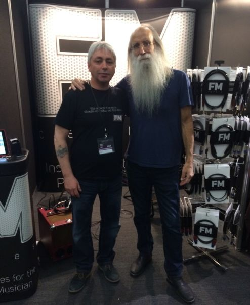 RG and Lee Sklar WEB