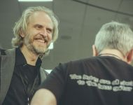 Paul Sips - London Bass Guitar Show 2014